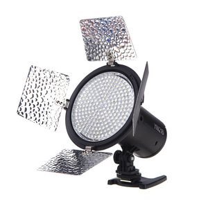 Image 1 - YONGNUO YN216 3200K/5500K LED Video Light with 4 Color Plates for Canon Nikon DSLR Camera Video Light Photographic Lighting