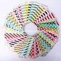 25 piezas de bolsa de papel plano, Favor de Partido de la boda dulces bolsas de regalo de embalaje de alimentos púrpura tratar de papel artesanal palomitas de maíz bolsas de alimentos seguro chevron