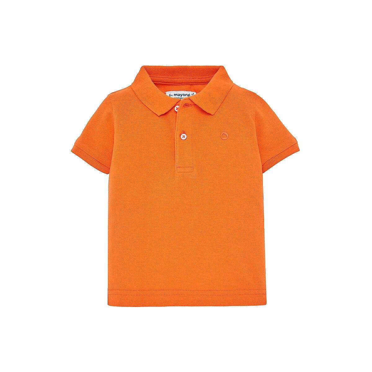 MAYORAL Polo Shirts 10685555 children clothing t-shirt shirt the print for boys