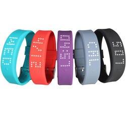 Спортивный Браслет Водонепроницаемый фитнес-трекер мужчин и женщин шаг счетчик sleep monitor напоминание умный браслет наручные часы