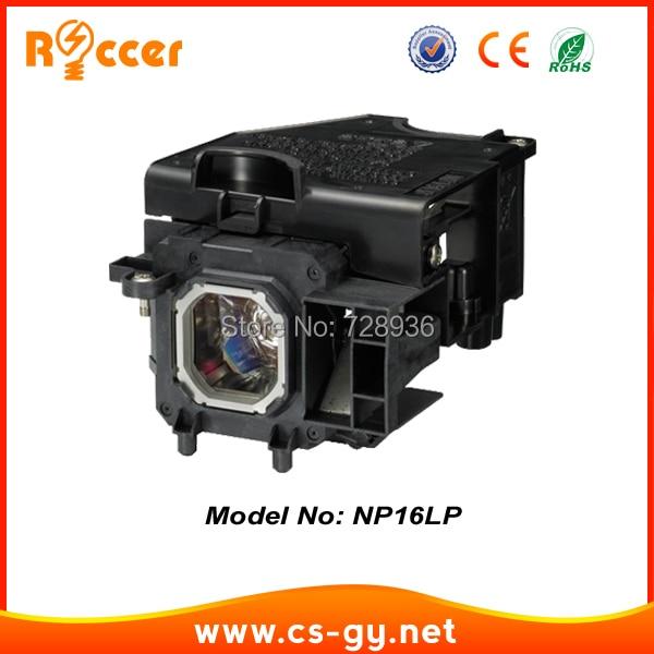 reposicao compativel projector lamp lampadas np16lp para nec m260ws m300w m300xs m350x m350