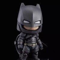 C F Mini Batman Action Figure Batman V Superman Toys The Dark Knight Bruce Wayne 10