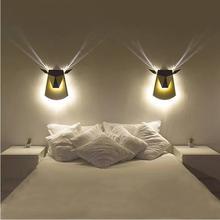 2017 neue Wandleuchten Kreative Led Wandleuchte Schlafzimmer Nachttischdekoration Wandlampen Lampe mode Wohnzimmer Korridor Hotel wandleuchte