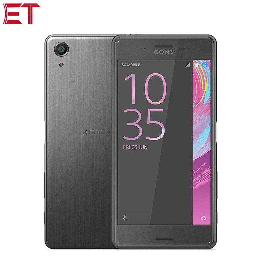 Nouveau Sony Xperia X Performance F8131 téléphone portable 5.0