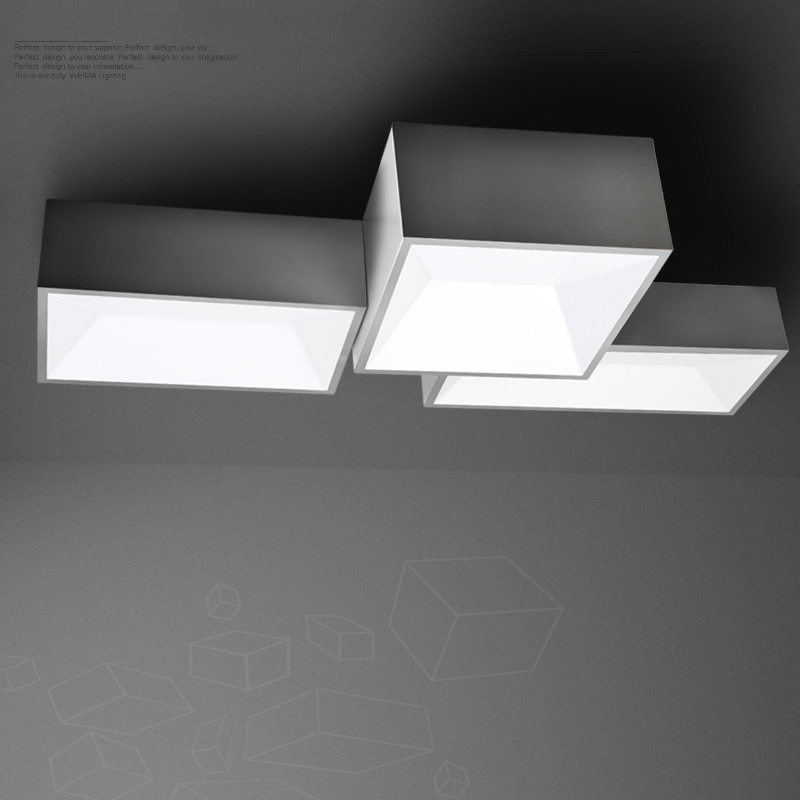 Lampara moderna techo - Lamparas de techo modernas led ...