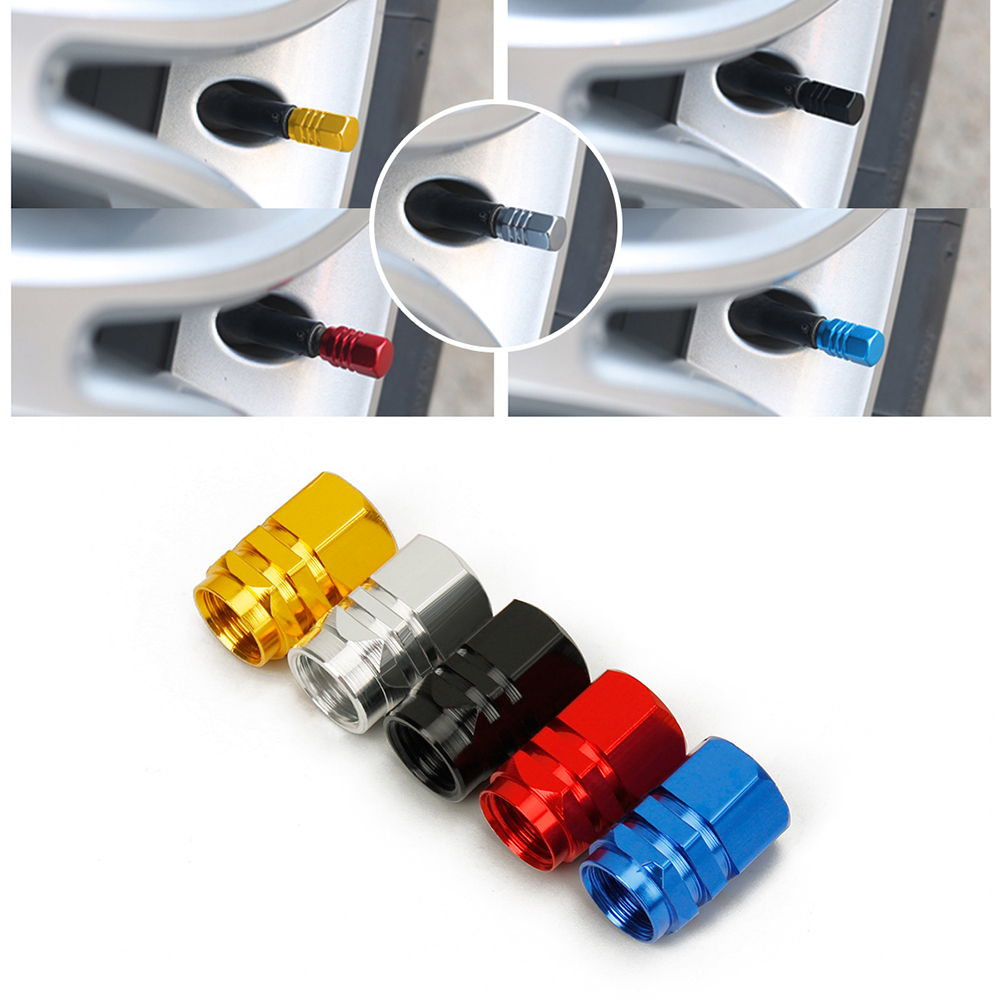 For Honda Crv Cr-v 2017 2018 Aluminum Car Tyre Air Valve Caps Bicycle Motorcycle Truck Universal Tire Valve Cap Cover Tire Screw Nuts & Bolts