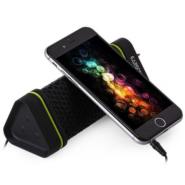 EARSON ER151 ER-151 Outdoor Waterproof Wireless Portable Mini Speaker Stereo Shockproof Bluetooth Music Loudspeaker Subwoofer