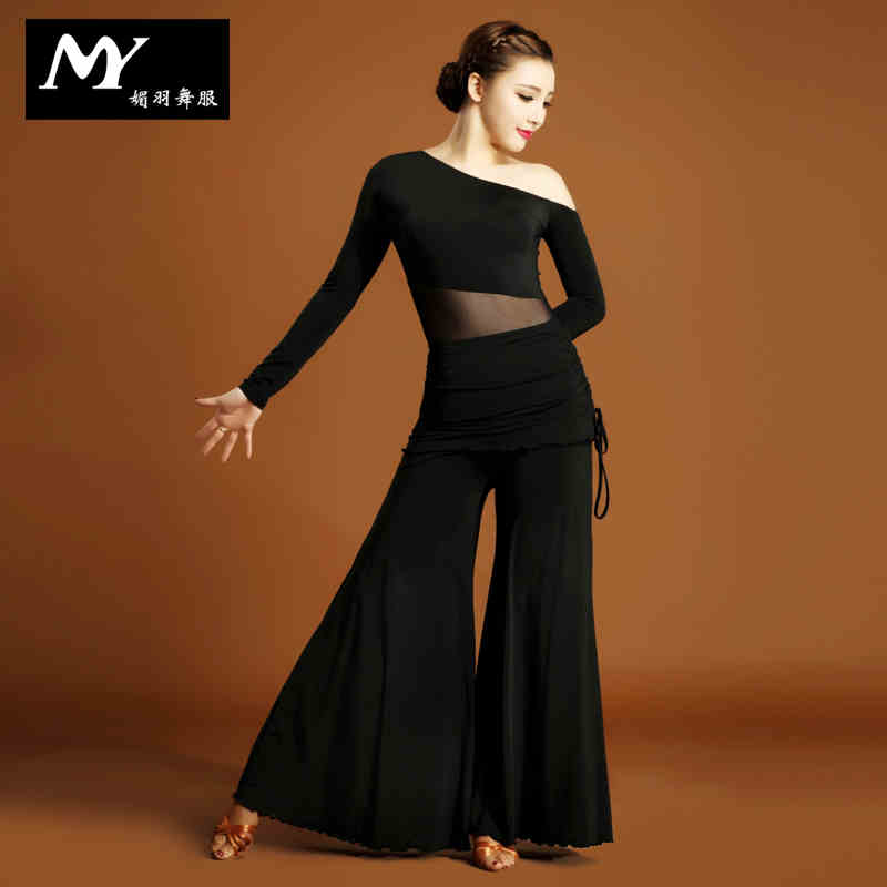 buy women belly latin dance pants fringe women ballroom dancing dresses latin. Black Bedroom Furniture Sets. Home Design Ideas