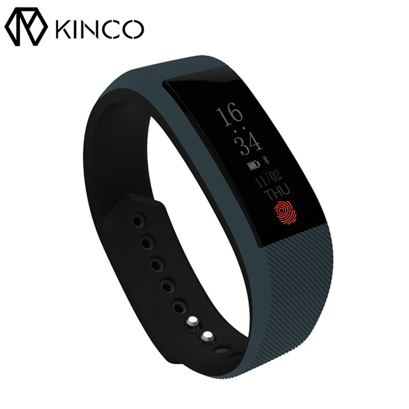 T 3 0 91 inch OLED Waterproof Heart Rate Sleep Monitor Pedometer Exercise Bluetooth 4 0