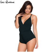 Halter Hot Sexy Bodysuit Backless Plus Size Lingerie Erotic Deep V-Neck Teddy Women Sexi Porno Body Suit