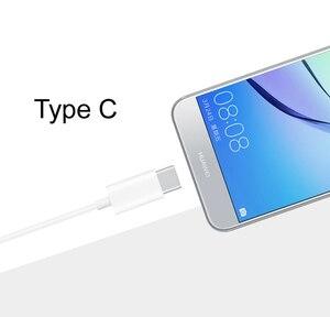 Image 5 - מקורי Huawei הכבוד סוג C Hi Res אודיו אוזניות עם בקר עבור Huawei Mate 10 פרו P20 פרו אוזניות ספורט earphoneCM33 H30
