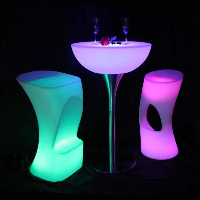 Led Bar Meubels Verlichte Verlichting Bar Tafel Voor Indoor Of ...