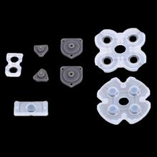 ALLOYSEED 9Pcs/Set Rubber Conductive Adhesive Pad Repair Parts game Acc