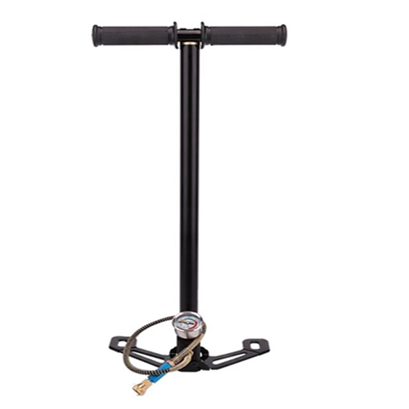4500psi 300bar 30mpa Stainless Steel 3 Stages pcp hand pump For Air Gun Hunting Paintball-in Pump Replacement Parts from Home Improvement