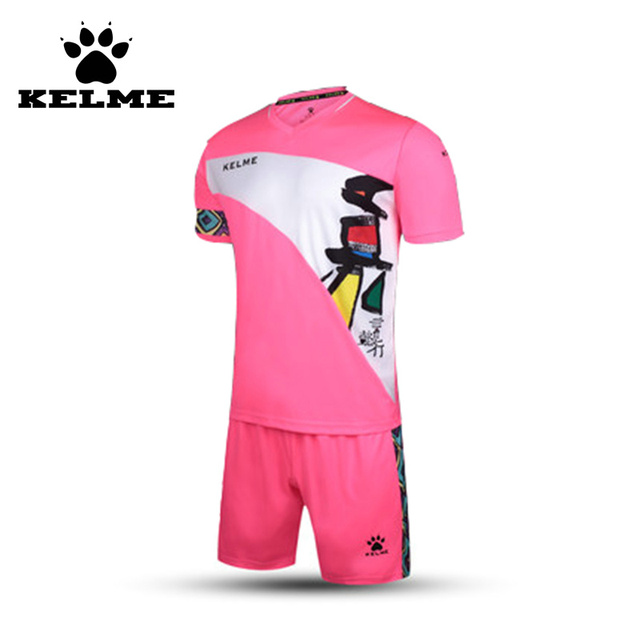 KELME Kids 2016 Soccer Jerseys Team Soccer Uniforms Kit Football Shirts China Equipaciones De Futbol 2016 Kids 28