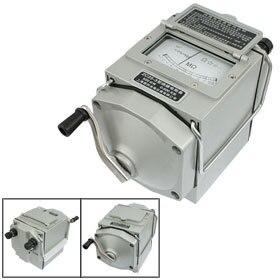 Insulation Megohm Tester Resistance Meter Megger Megohmmeter ZC25-3