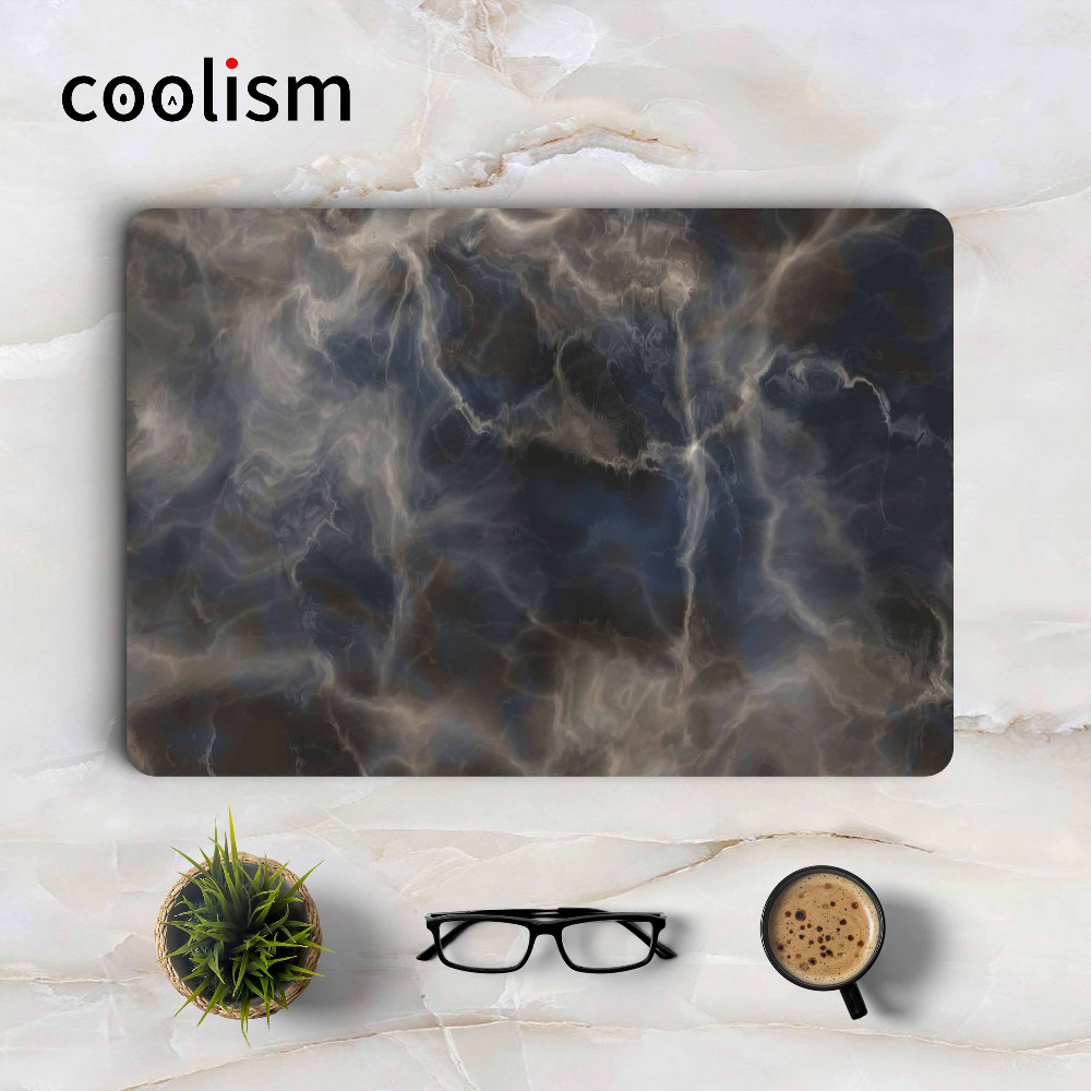 Water Marble Grain Laptop Skin Sticker Decal for Macbook Sticker Pro Air Retina 11 12 13 15 inch Mac Protective Full Cover Skin