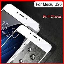 Full Cowl Tempered Glass For Meizu U20 Display screen Protector On Meizu U 20 Anti-Explosion Excessive High quality Cowl Protecting 9H Movies