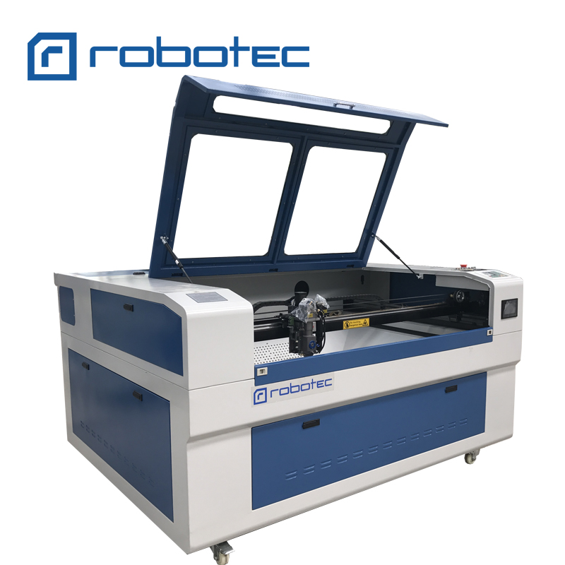 Robotec 1390 1325 150W 200W Co2 Laser Cutting Machine With Reci Laser Tube Laser Engraving Machine For Acrylic MDF