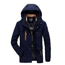 AFS JEEP windbreaker jacket men outwear waterproof tourism mountain jackets fashion tactical army military jaqueta