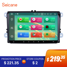 Seicane 2DIN Android 8 0 font b GPS b font Multimedia Player Car Radio for VW