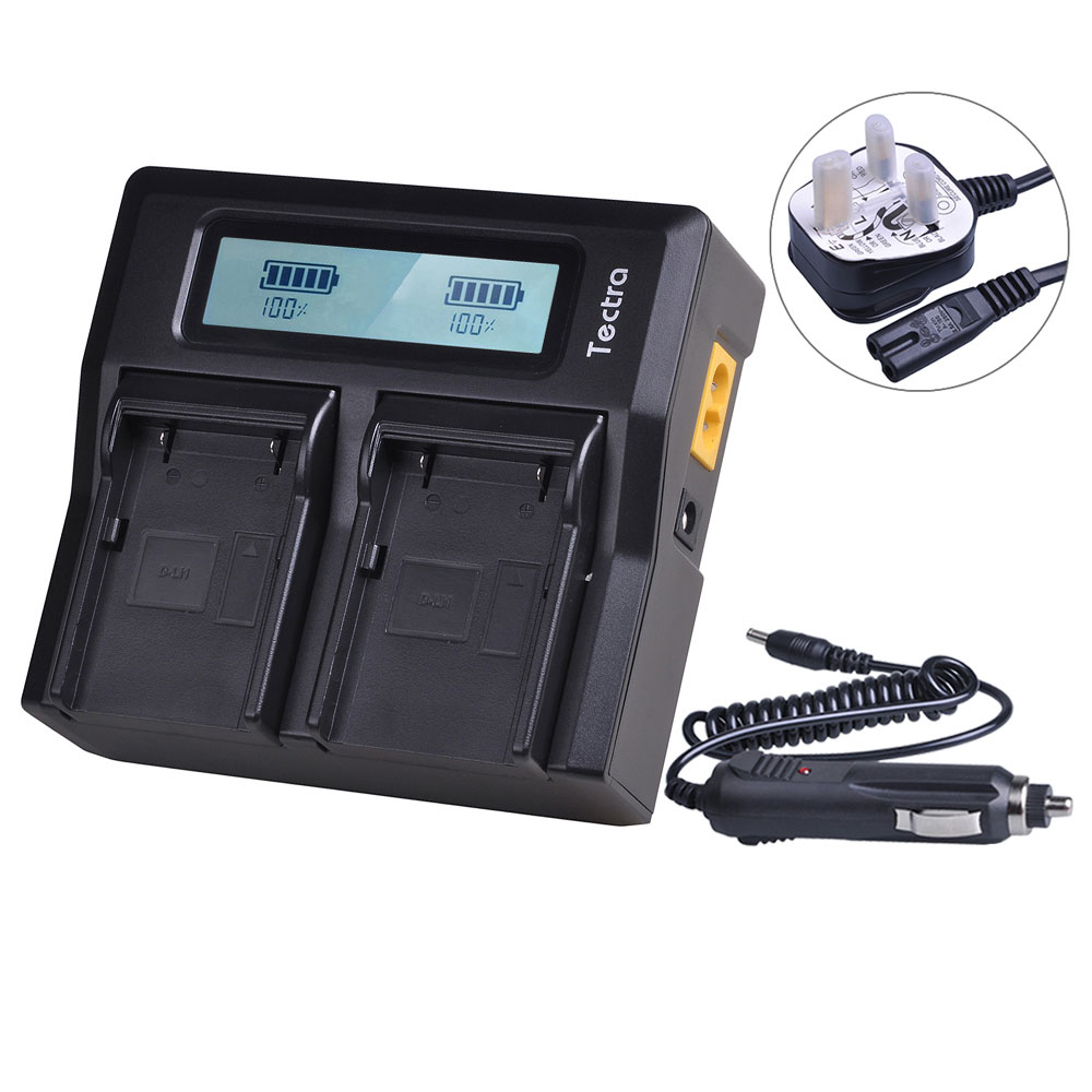 54344 Battery Charger for Trimble 29518 46607 52030 38403 5700 5800 R7 R8 GNSS MT1000 GPS Receiver Rapid LCD Dual Charger-in Camera Charger from Consumer Electronics    3