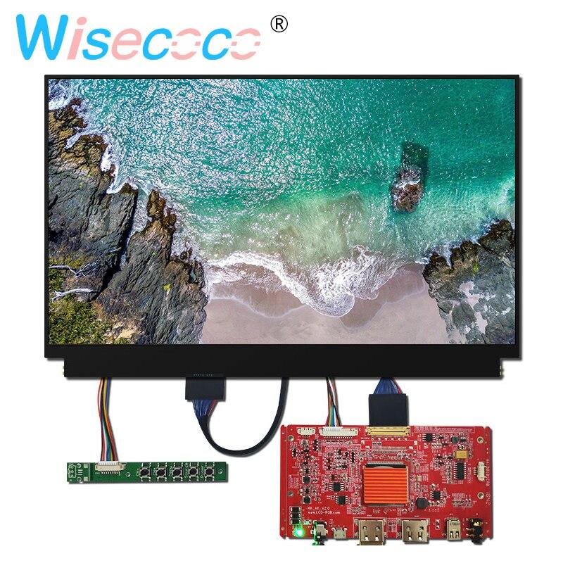 12.5 pouces écran LCD panneau 4 K 3840*2160 UHD IPS 16:9 LQ125D1JW34 affichage avec carte contrôleur