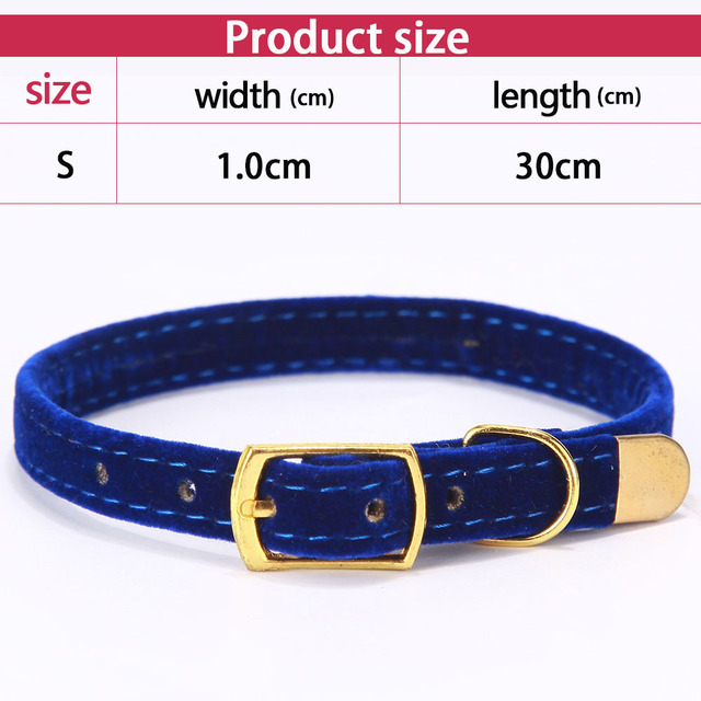 Cat Collar for Small Puppies 5