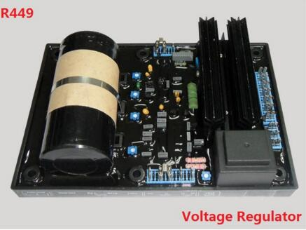 Generator Parts Automatic Voltage Regulator AVR R449 oem ea05a regulator automatic voltage regulator generator parts