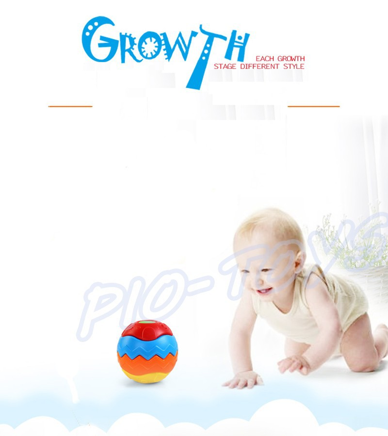 Hotsale Gift Baby Transformation Ball Magic Cubes Education Toys Puzzles Learning IQ Game For Kids Sport Children Building Model 5