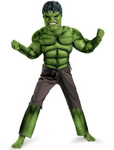 The Avengers Hulk Costume for boys Cosplay Halloween Costume for kids Carnival Clothes Children Gifts Fantasy Muscle Mask carnival costume christmas costume boy cosplay the hulk anime characters halloween costume for kids clothes