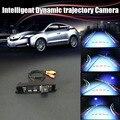 Inteligente carro Invertendo Trajetória Faixas Câmera de Visão Traseira De Backup Estacionamento Camera Para Toyota RAV4 RAV-4 RAV 4 2006 ~ 2012
