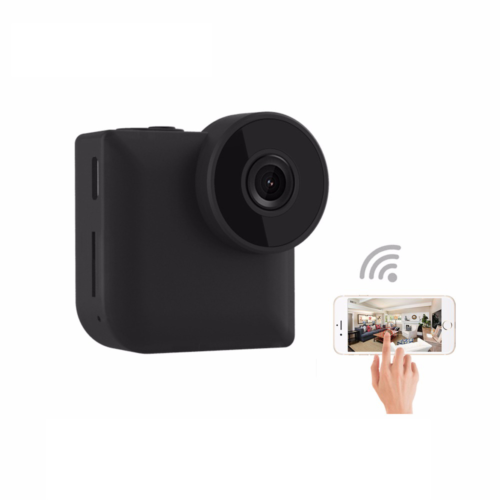 Camsoy C3 IP Mini Camera WiFi 1080P Outdoor Sport Digital HD Wireless Micro Camcorder Mini
