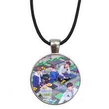 TXT Tomorrow × Together Vintage Style Rope Necklace