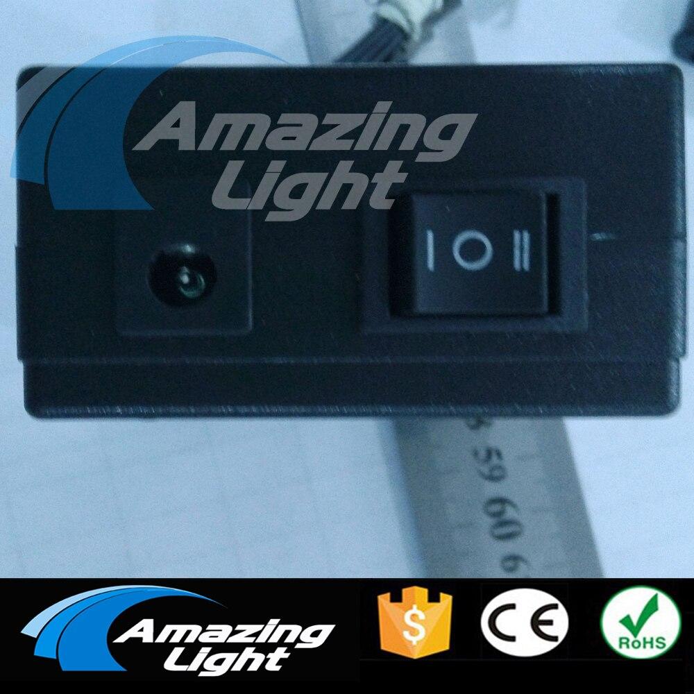 Super luminosité A3 (420*297mm) EL rétro-éclairage el panneau rétro-éclairage EL feuille LCD affichage livraison gratuite - 4