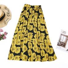 81c57381ce Compra yellow flower skirt y disfruta del envío gratuito en ...