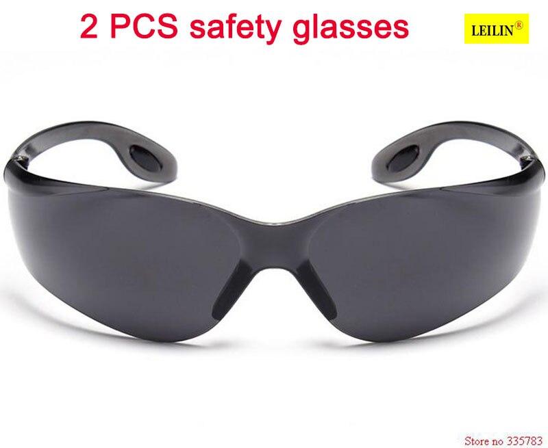 2 PCS de Alta Qualidade Protetor Ocular Óculos de Segurança Do Trabalho de  Areia-Impressionante Resistentes À Prova de Poeira à prova de Segurança  Venda ... 74ced31bea
