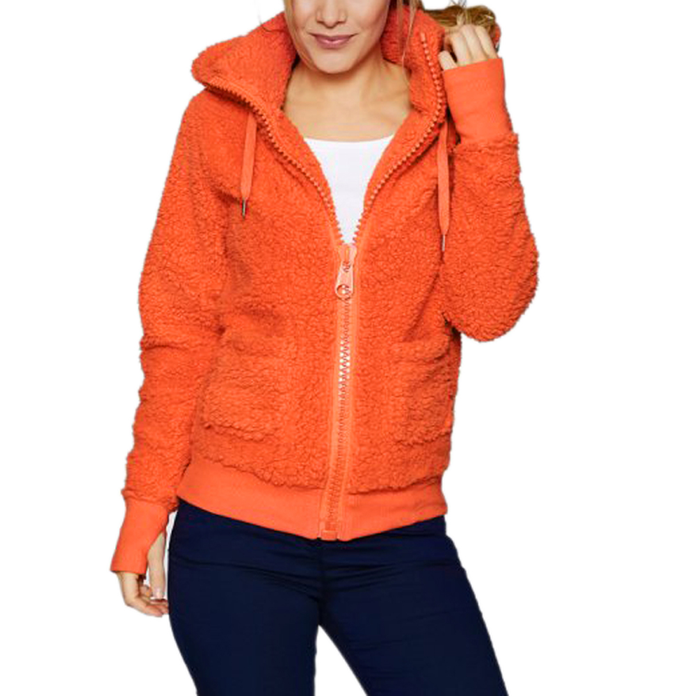 Compare Prices on Orange Polar Fleece Jacket- Online Shopping/Buy ...