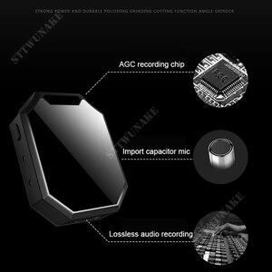 Image 4 - Sttwunake gravador de voz de áudio profissional digital hd ditaphone mini denoise escondido de longa distância de alta fidelidade original mp3