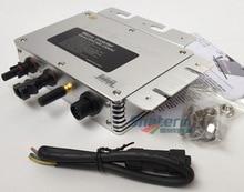 300 W Ren Phối Lưới Micro Năng Lượng Mặt Trời WVC300 Wifi Giao Tiếp, MPPT Nguyên Chất Sóng Sin 22 50V DC Sang AC120V Hoặc 230V AC
