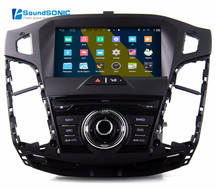 buy for focus 3 dvd gps radio touch. Black Bedroom Furniture Sets. Home Design Ideas