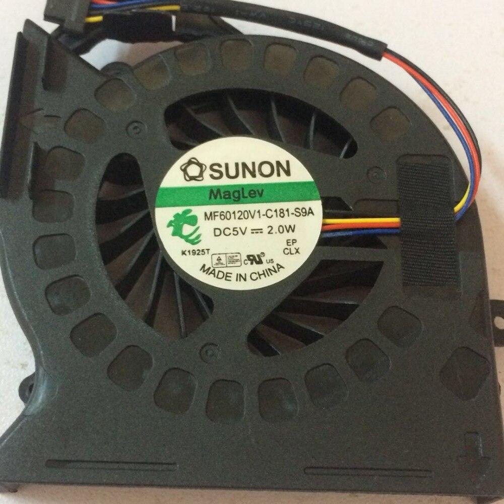 New SUNON MF60120V1-C180-S9A MF60120V1-C181-S9A Notebook Fans