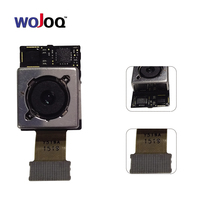 Original WOJOQ Big Facing Back Rear Camera Module Replacement Parts For LG G4 H810 H811 H815