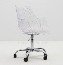 Awesome Buy Clear Office Chair And Get Free Shipping On Aliexpress Com Evergreenethics Interior Chair Design Evergreenethicsorg
