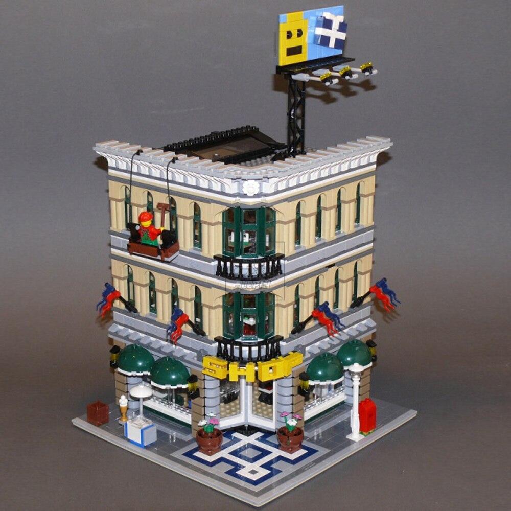 Nouveau Lepin 2017 15005 2232 pièces Ville Créateur Grand Emporium Modèle Kits de Construction Blocs jouet de construction Compatible 10211 legoed - 3
