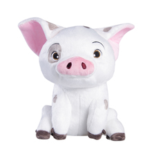 "NEW Moana Pet Pig Pua Stuffed Animals Cute Cartoon Plush Toy Dolls 8"" 20 CM Kids Movie Collection Toys"