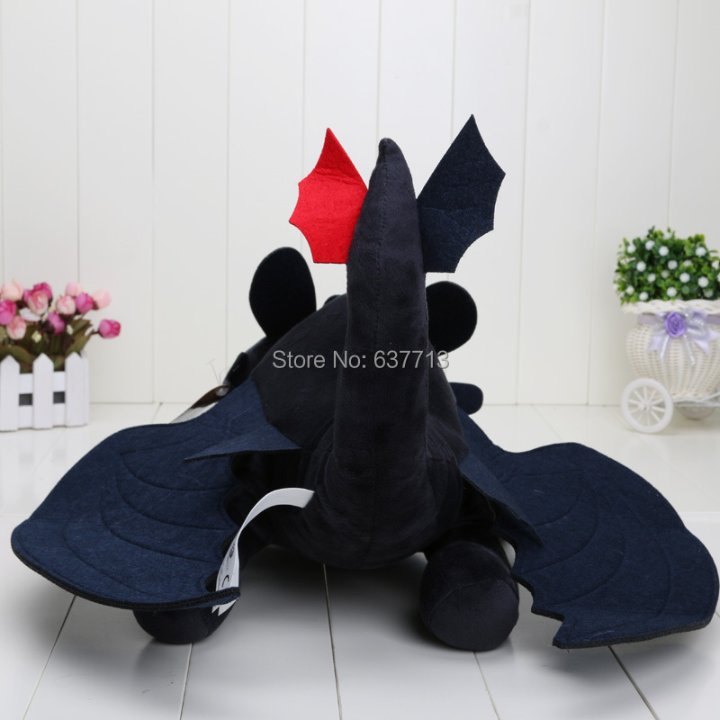 40cm 55cm how to train your dragon 2 toothless dragon soft toys 40cm 55cm how to train your dragon 2 toothless dragon soft toys stuffed animal plush dolls in movies tv from toys hobbies on aliexpress alibaba ccuart Images