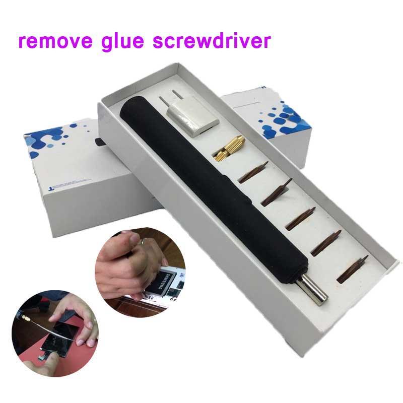 remove glue <font><b>screwdriver</b></font> <font><b>phone</b></font> repair tools LCD cover remove glue explosion screen repair equipment electric cordless <font><b>screwdriver</b></font>