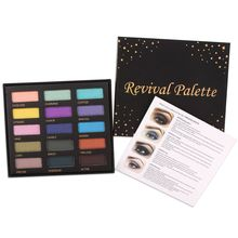 15 Color Cosmetics Eyeshadow Palette Professional Makeup EyeShadow High Pigment palette maquillage yeux Beauty