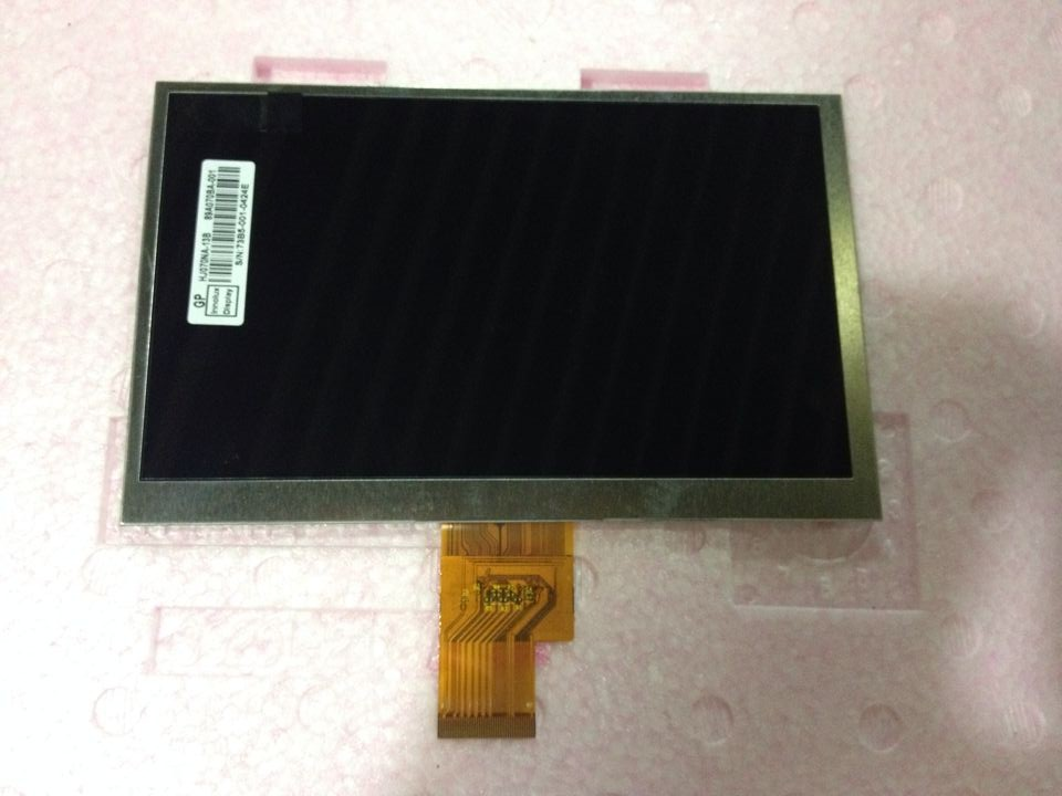 HE070NA-13B HE070NA-13A 7 inch 40 pin LCD screen